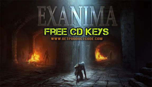 Exanima product code generator