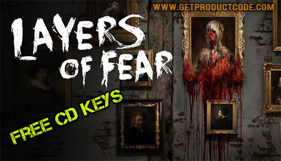 Layers of Fear code generator tool