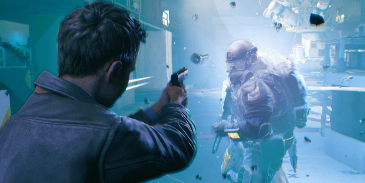 Quantum Break gameplay screenshot