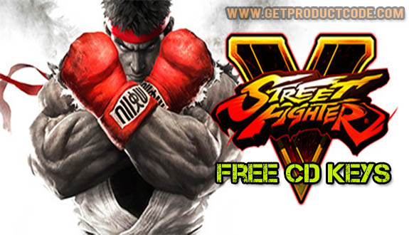 Street Fighter V product code generator