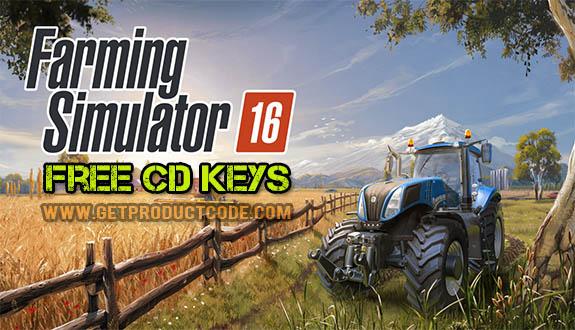 Farming Simulator 2016 générateur de code