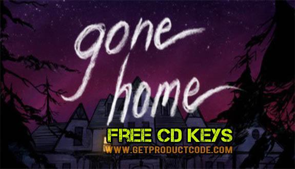 Gone Home code generator