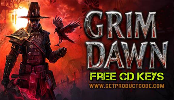 Grim Dawn kode generator