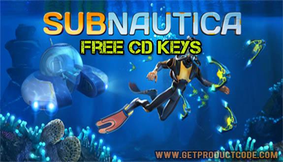 Subnautica code generator