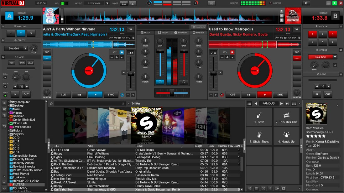 Virtual DJ 8 review and free download