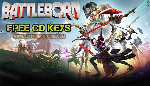 Battleborn code generator
