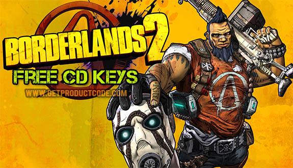 Borderlands 2 code generator 2016