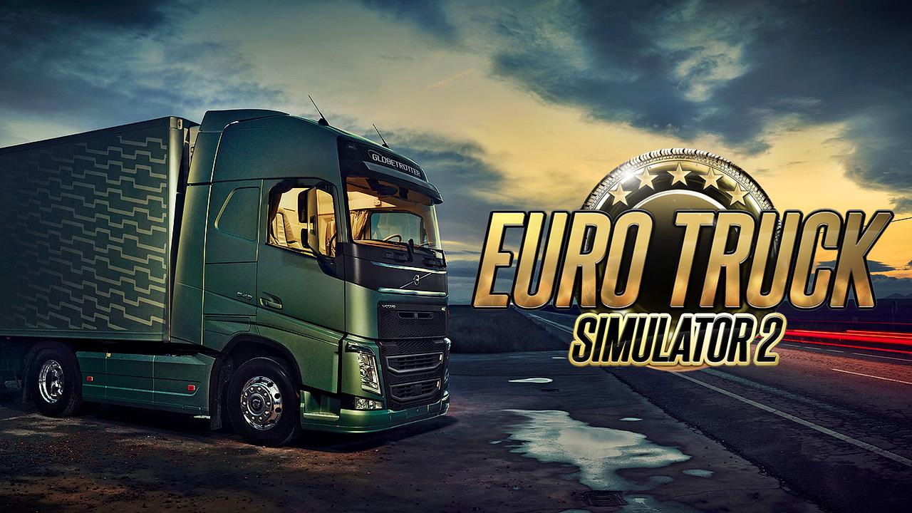 Euro Truck Simulator 2 aanhangwagen