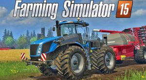 Farming Simulator 15 cd key and video