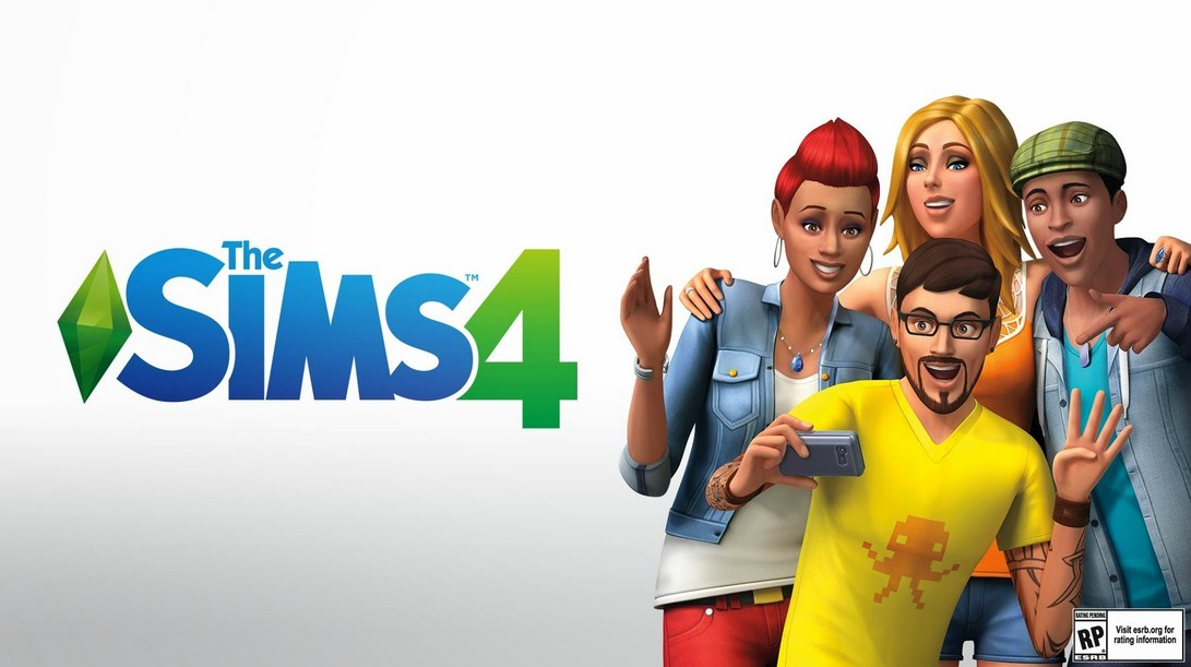 The Sims 4 cd nøglen og video gameplay