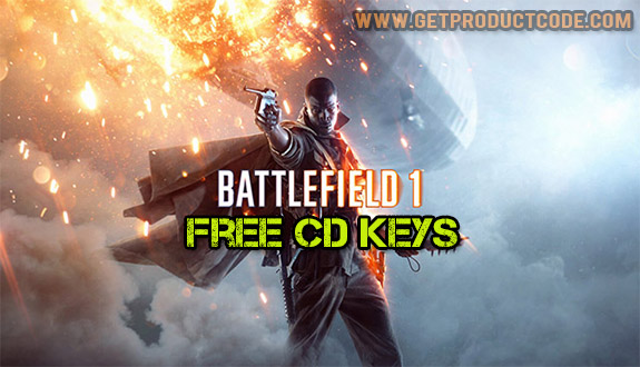 learn how to enter to giveaway and win a battlefield 1 cd key