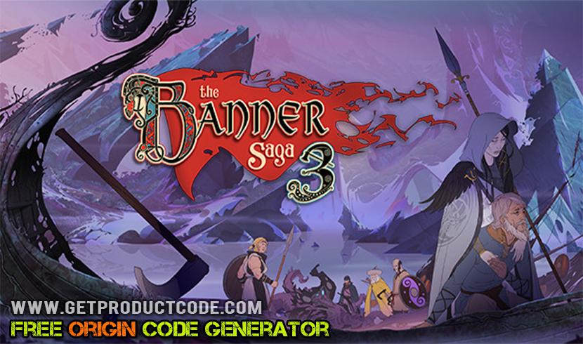 Banner Saga 3 CD Key Generator