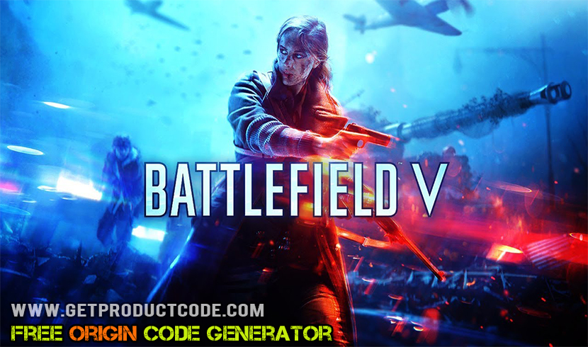 Battlefield V CD Key List 2019