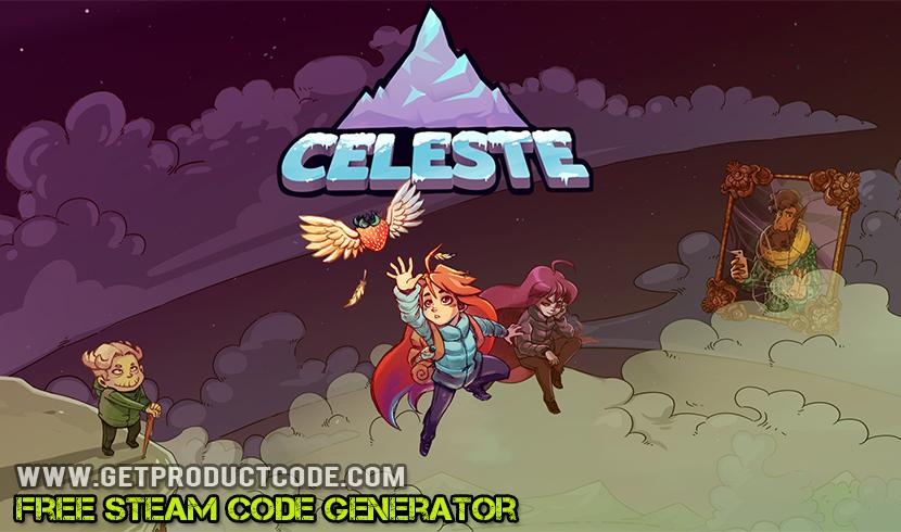 Celeste Free Steam Code Generator 2019