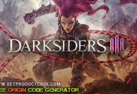 Darksiders III Free Origin Code List