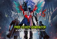 Devil May Cry 5 CD Key Generator Download