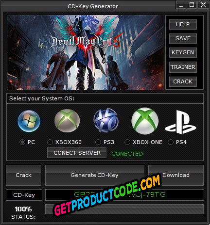 Devil May Cry 5 CD Key Generator 2019