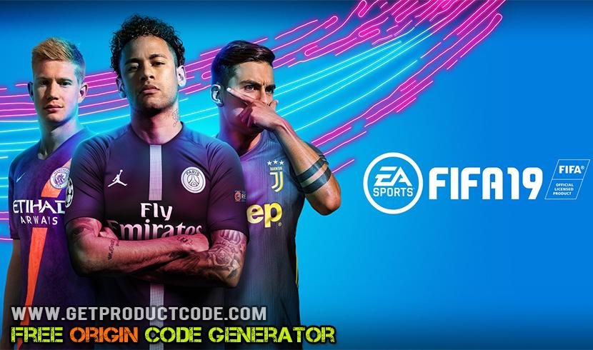 FIFA 19 Liste over gratis oprindelse