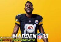 Madden NFL 19 Free Origin Code List 2019