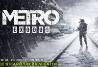 Metro Exodus Free Steam Code List