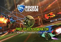 Rocket League CD Key Generator