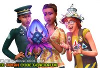 The Sims 4: Strangerville Free Origin Code List
