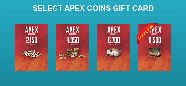 Get Apex Legends Coins Today
