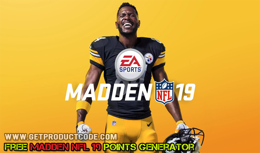 Madden NFL 19 Points Generator