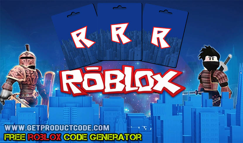 Roblox Code Generator