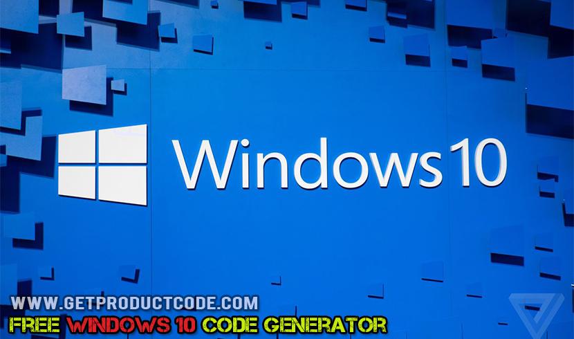 Windows 10 Produkt-Key-Generator