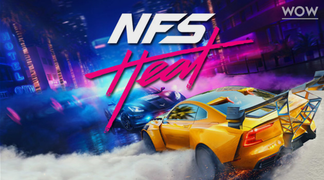 NFS Heat CD-Key-Generator