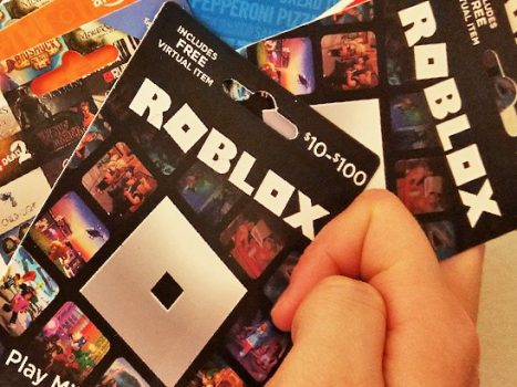 roblox robux codes