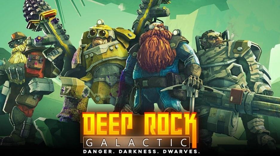 Deep Rock Galactic Download Free 2019