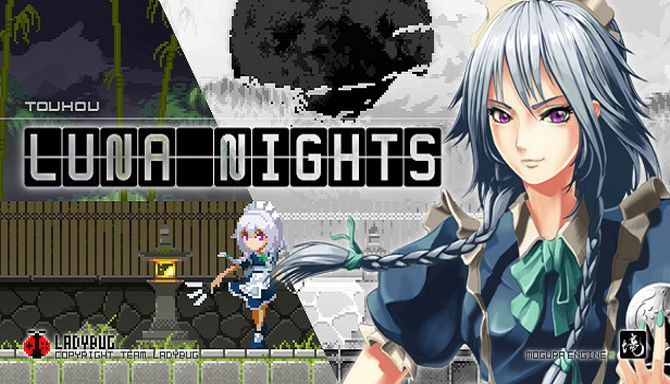 Touhou Luna Nights Download Free